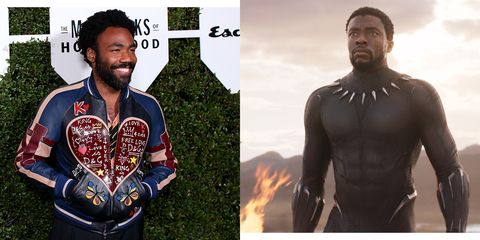 Donald Glover Helped Make Black Panther Even Funnier