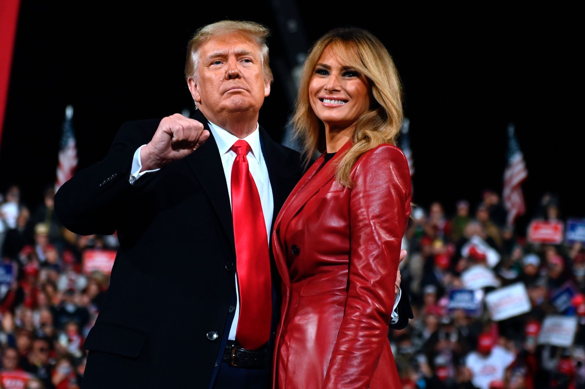Trump and Melania: a relationship timeline