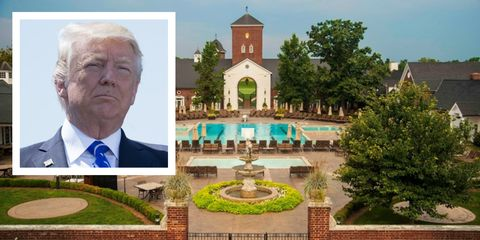 Donald Trump National Golf Club Bedminster