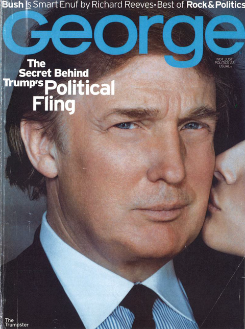 The True Story Behind John F Kennedy Jr S George Magazine Esquire
