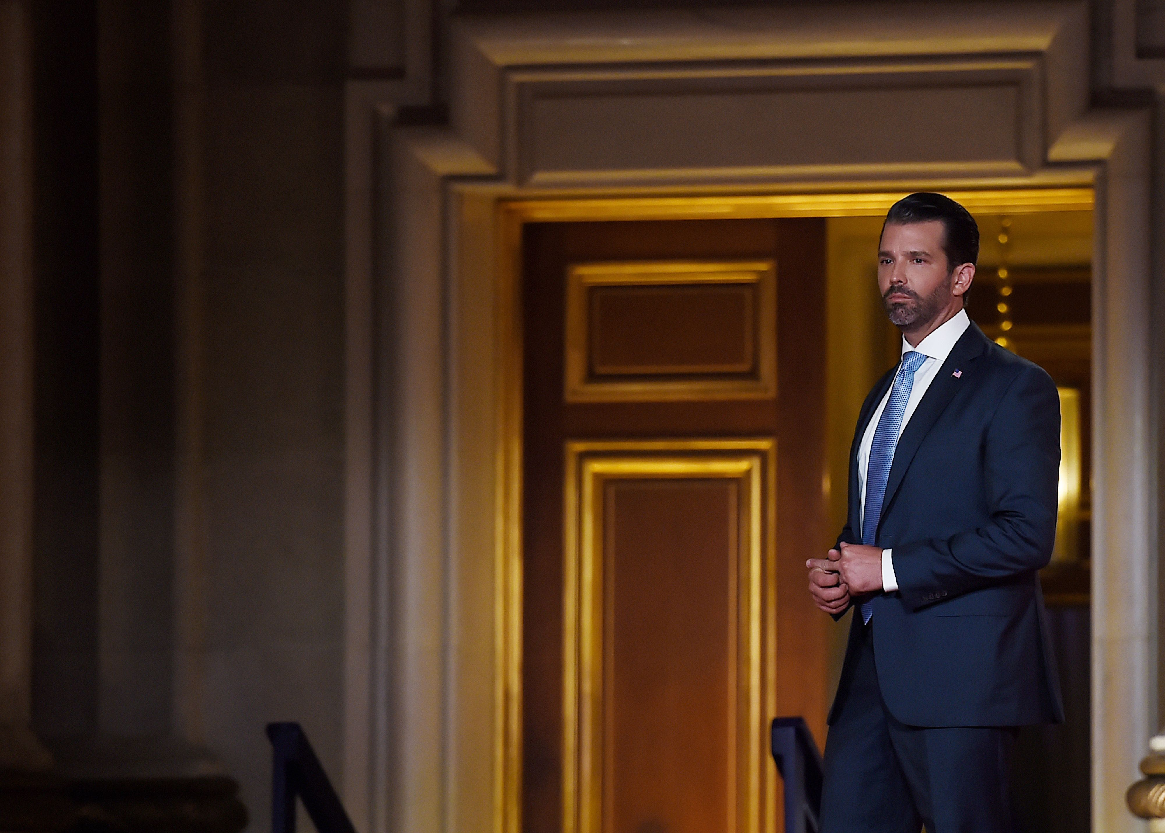 Donald Trump Jr Everything You Need To Know About Don Jr S Family Net Worth Collusion With Russia