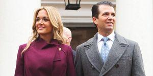 Donald Trump Jr and Vanessa Trump
