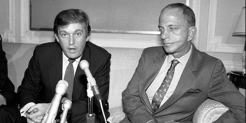 Roy Cohn Was an Infamous Political Fixer Who Made President Trump 'From Beyond the Grave'
