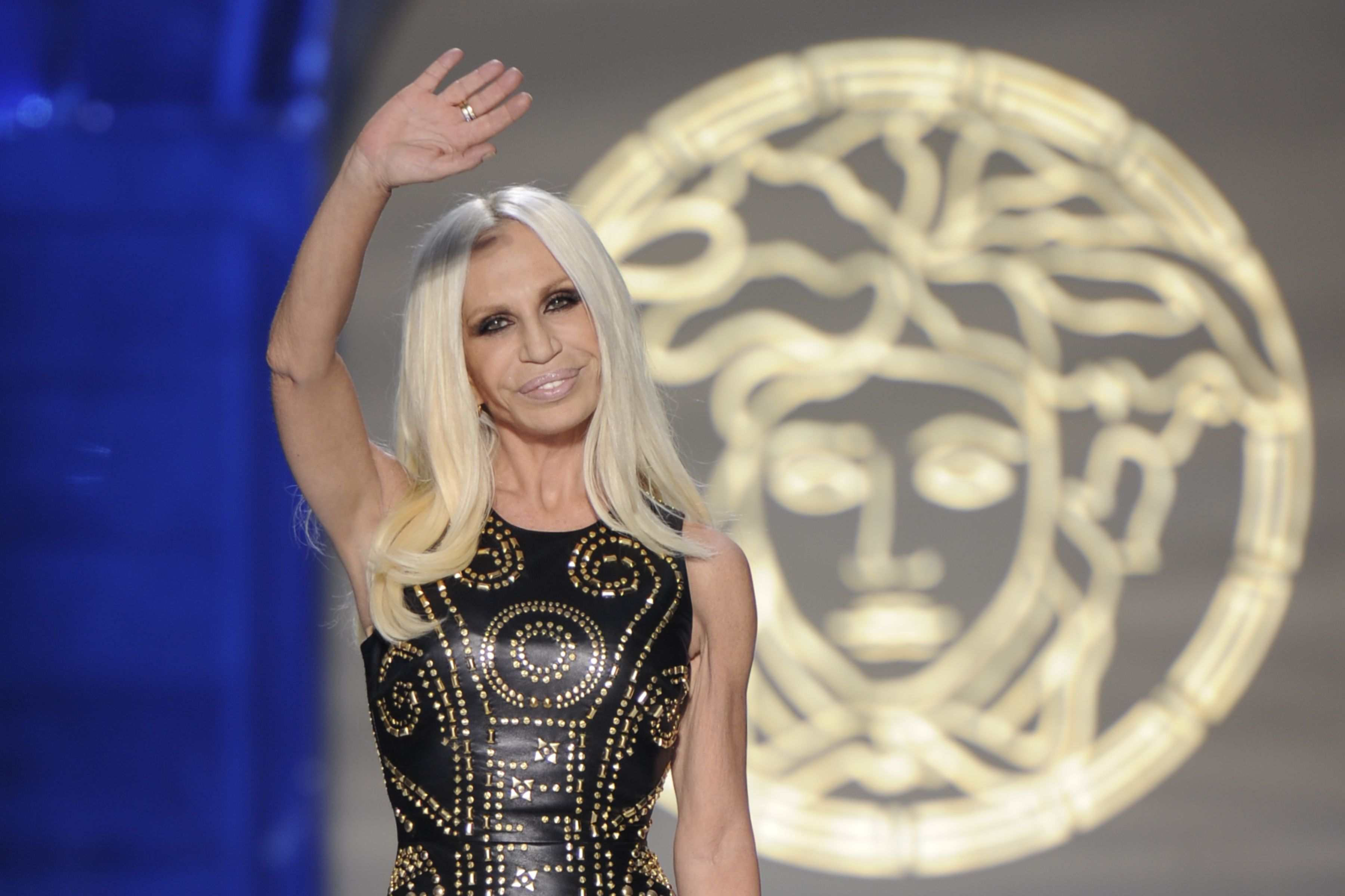 98b3879804 Who Is Donatella Versace  12 Things to Know Before Watching American Crime  Story