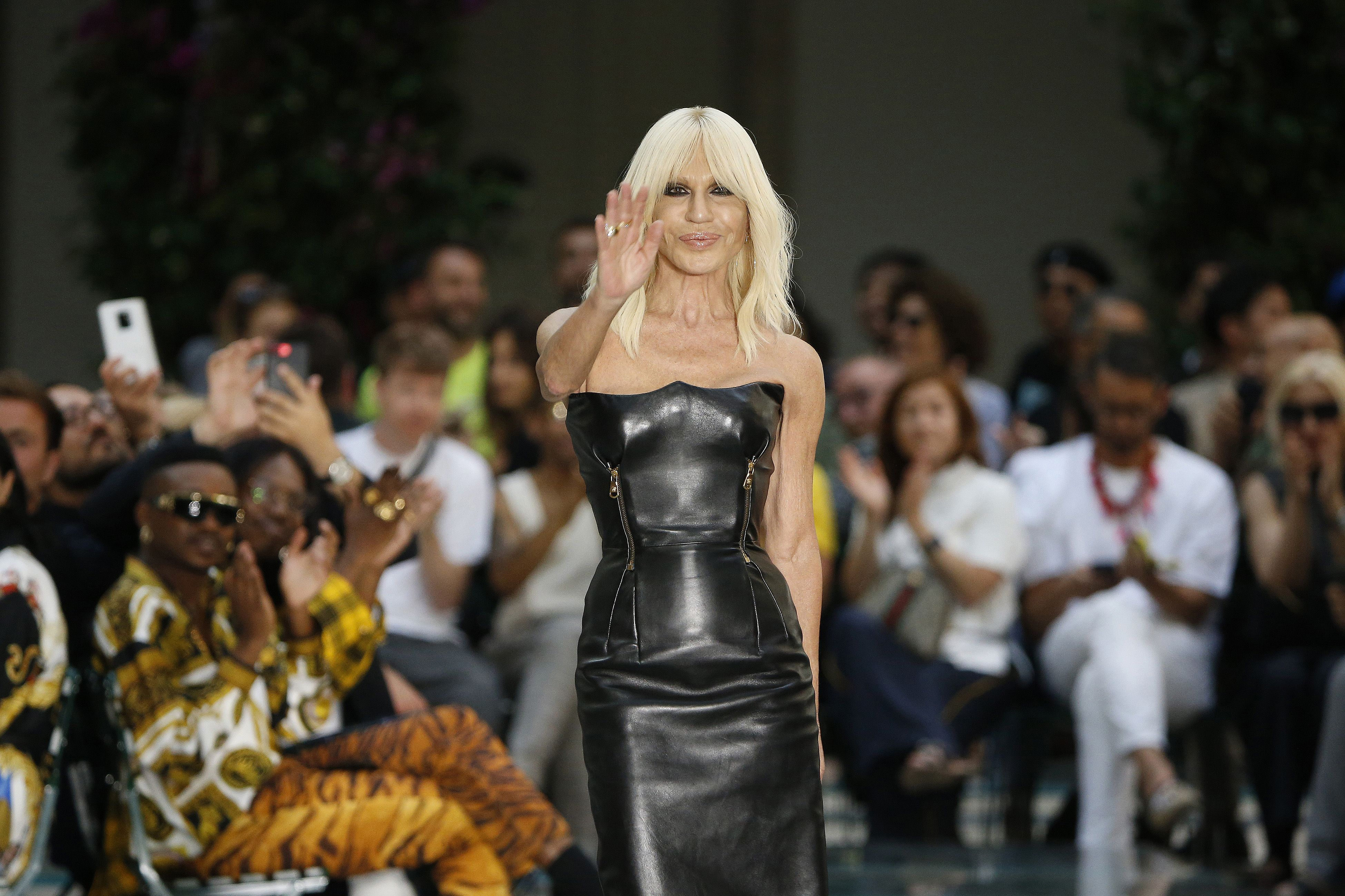 a6fdf00665be Michael Kors Is Reportedly Set to Acquire Versace For  2 Billion