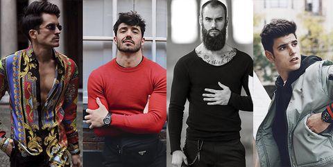 e6b7e90d452 Las marcas de ropa de hombre preferidas de los influencers - ¿En qué ...