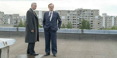 dónde se ha rodado Chernobyl
