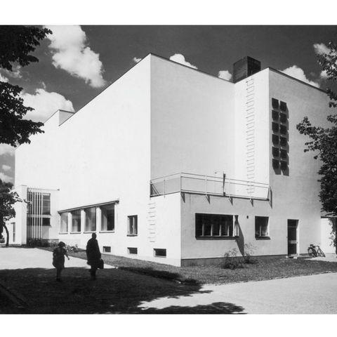 アルヴァ・アアルト(alvar aalto) ヴィープリの図書館(ヴィボルグ市立図書館)