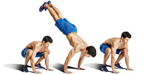 donkey kicks improve your core stability and strengthen your glutes