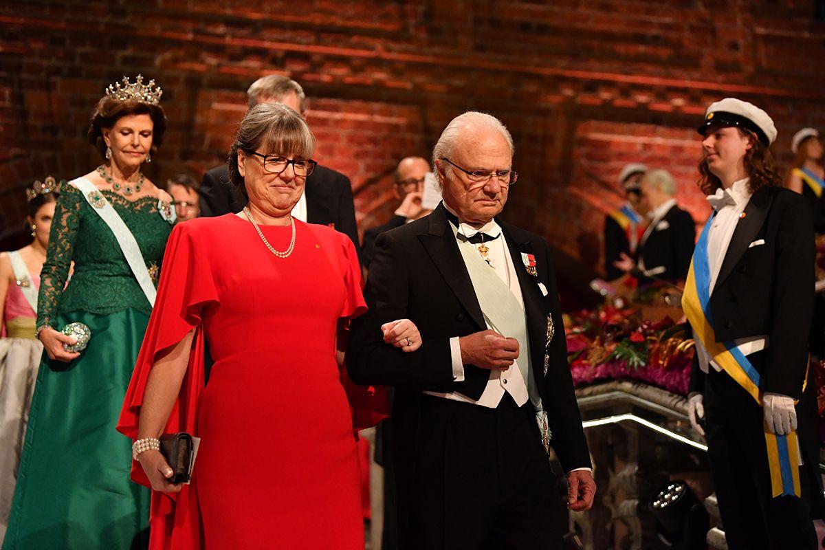 Donna Strickland, premio Nobel per la fisica 2018 e bannata
