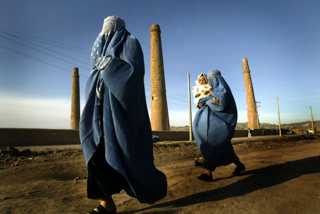 in afghanistan le donne incinte nel panshir sono in pericolo