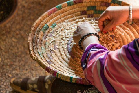 La storia delle donne berbere produttrici di olio d'Argan