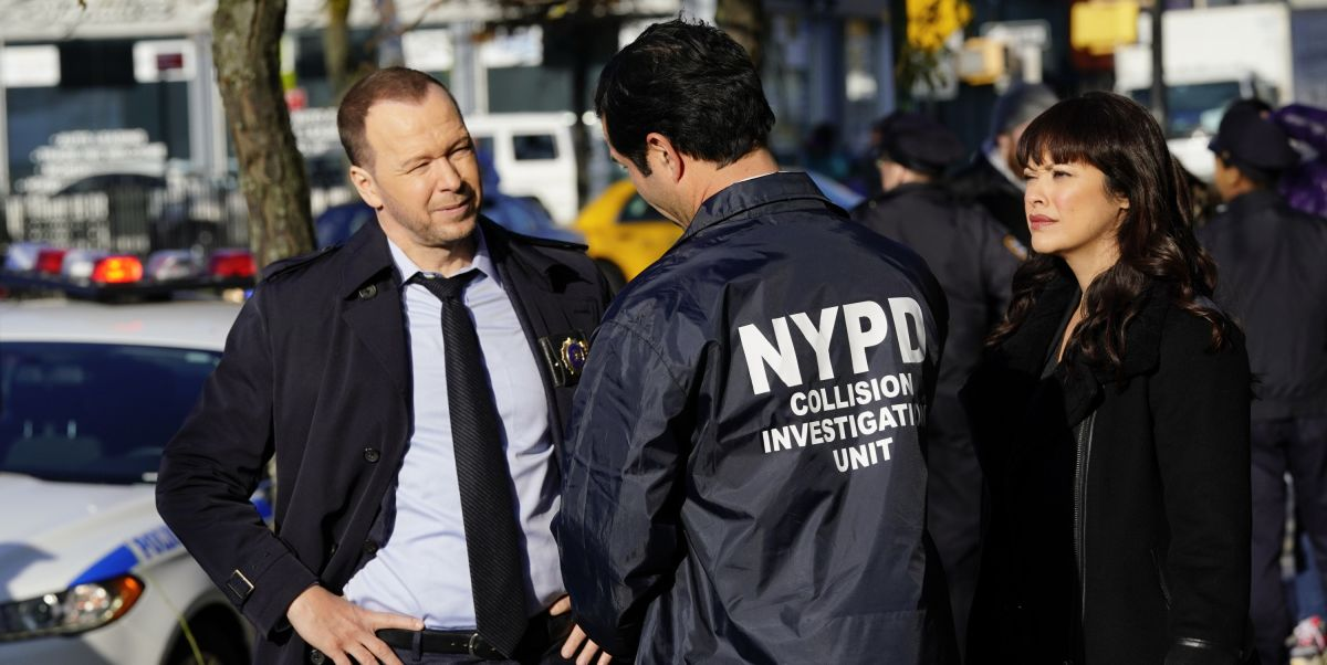 donnie wahlberg blue bloods