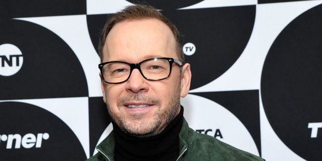 Fans Rally Around 'Blue Bloods' Star Donnie Wahlberg After He Posts Video About His Nerve-Racking Flight
