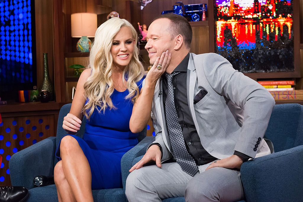 Donnie Wahlberg Spilled Details on What Jenny McCarthy Is Really Like as a Stepmom