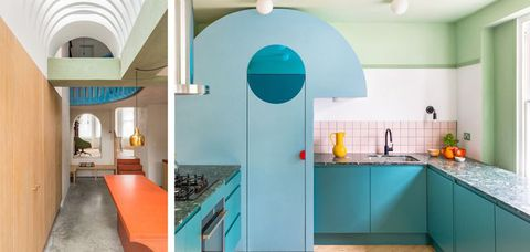 a house recast by studio ben allen, the mo tel house in dalston by office sm