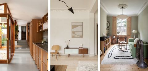 a cloistered house by turner architects er residence by studio hallett ike, house in hackney by yard architects