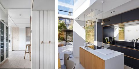 segal house by fraher  findlay, st mary's house by paul archer design