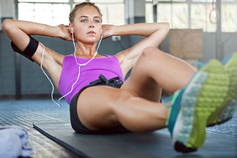5 Flutter Kicks to Take Your Abs Routine to the Next Level