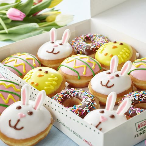 Food, Sweetness, Easter, Cuisine, Baked goods, Dish, Comfort food, Dessert, Petit four, Confectionery,