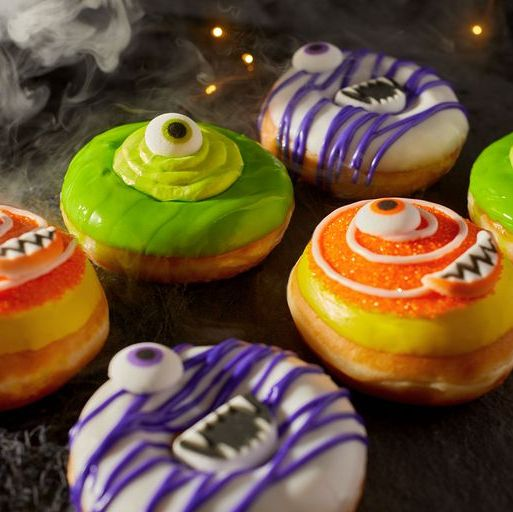 Sweetness, Food, Cuisine, Doughnut, Baked goods, Dessert, Pastry, Dish, Food coloring, Finger food,