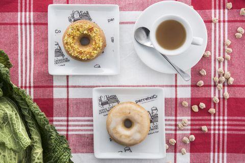 donuts de cocido