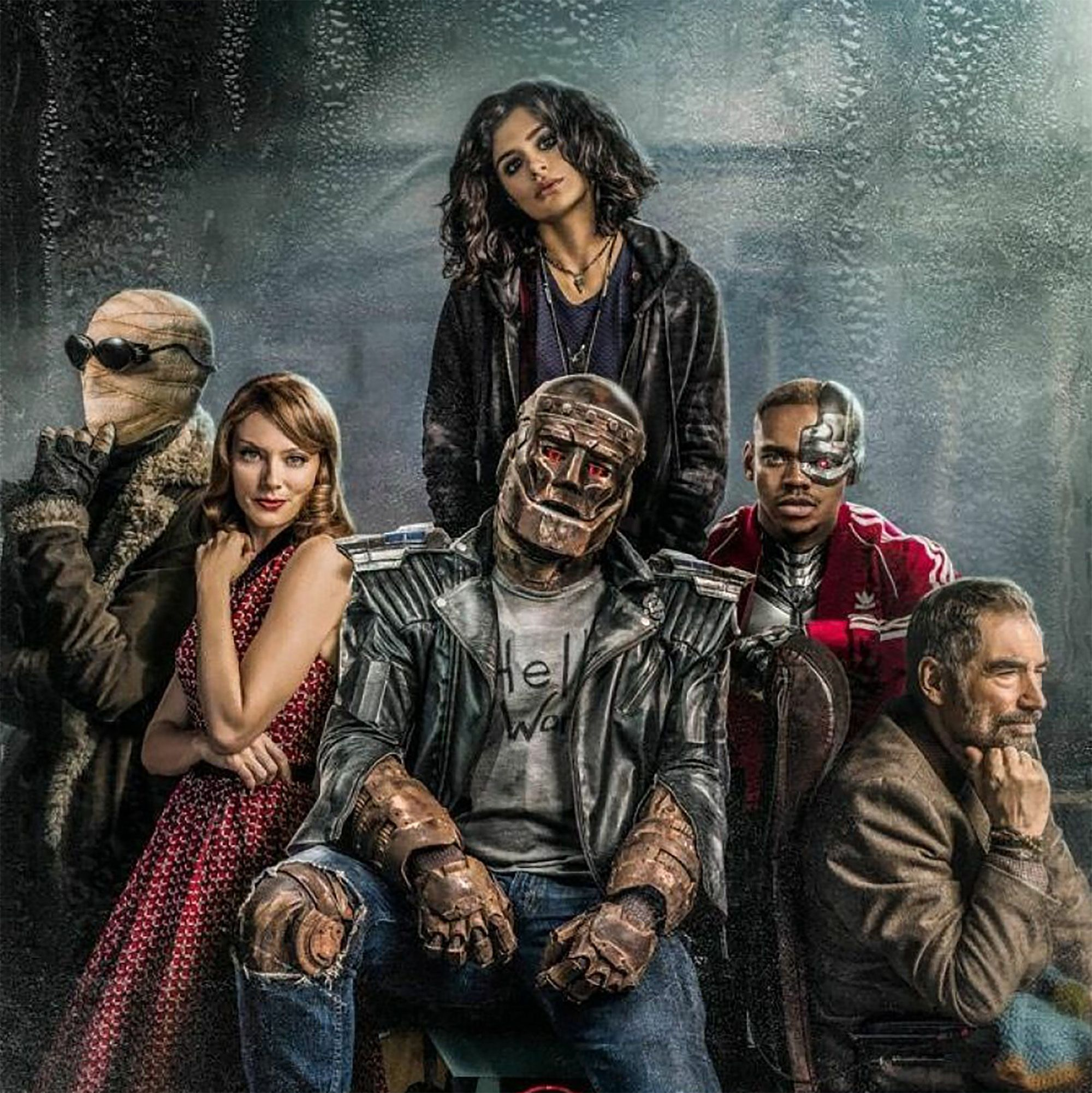 Doom Patrol Season 2 Air Date Cast Plot Trailer And Everything
