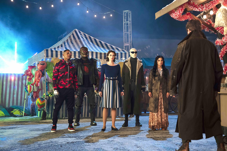 Doom Patrol Boss Talks Original Season 2 Finale Plans