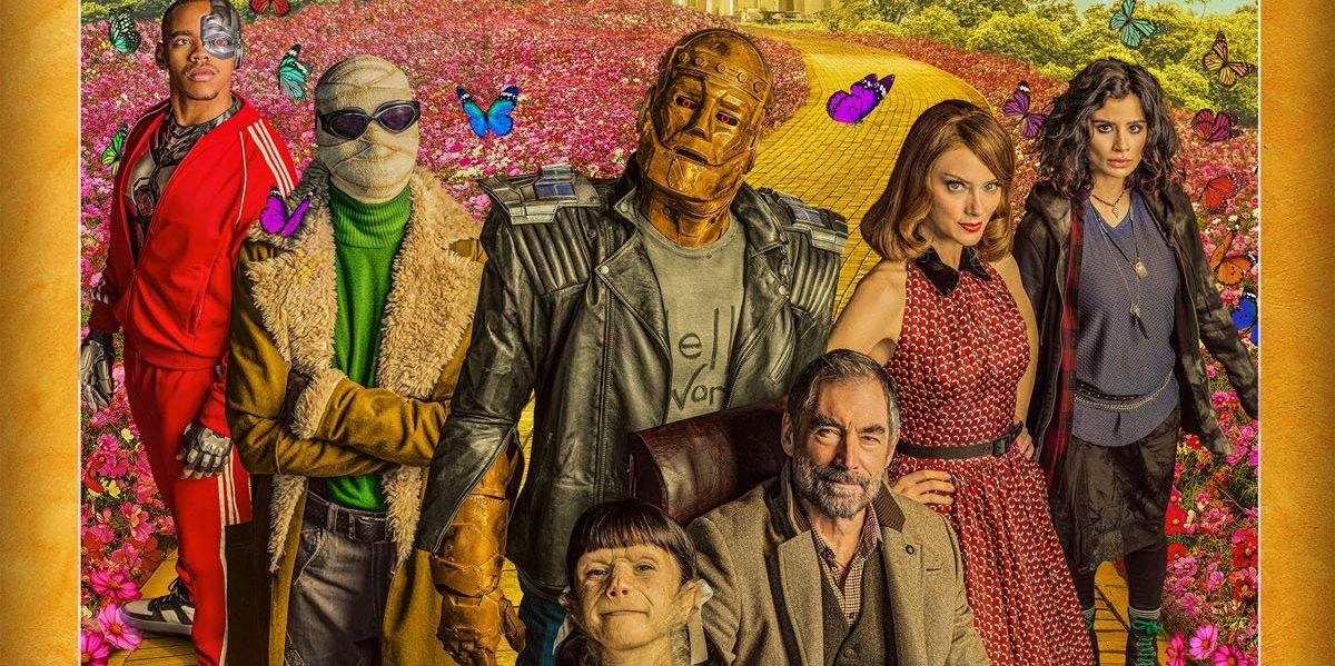 Doom Patrol S2 Reveals First Look At New Hero And Surprise Return