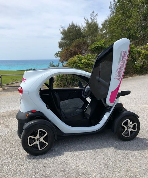 All Glory To The Renault Twizy The Greatest Electric Car