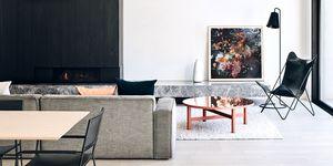 Una casa australiana con estética contemporánea