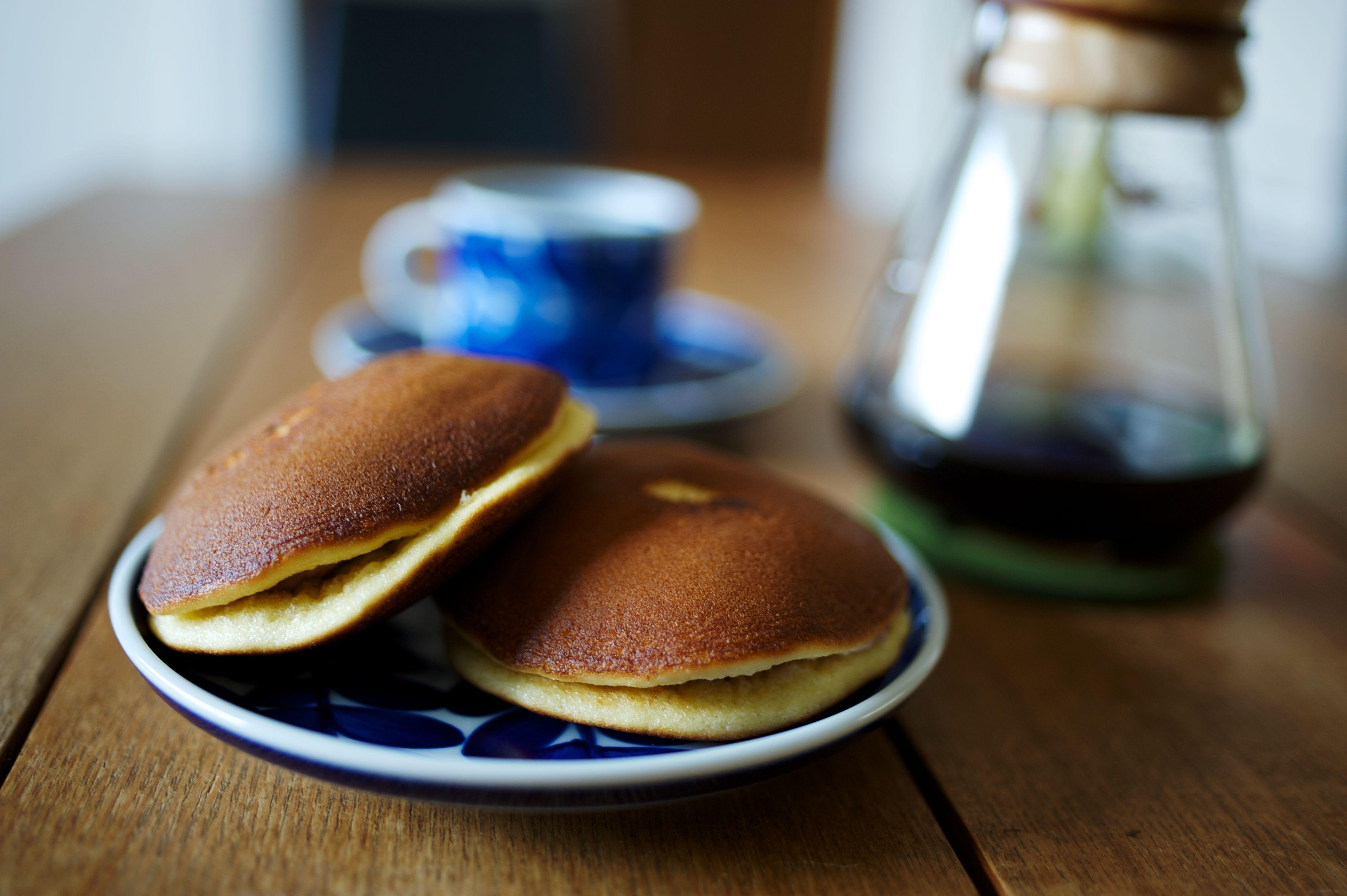 I trucchi per fare in casa i dorayaki, i pancake giapponesi facili e buonissimi