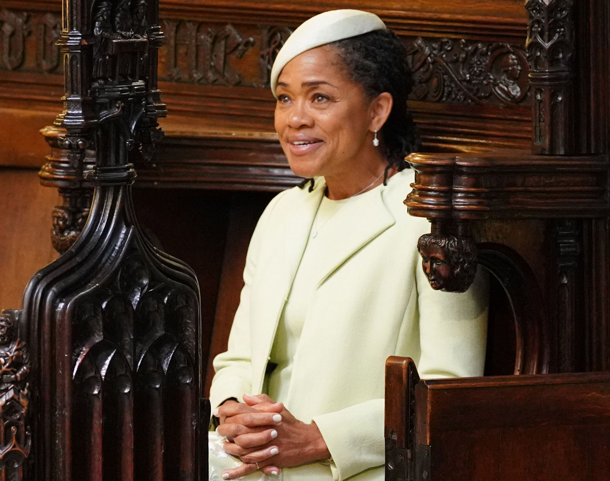 Image result for doria ragland