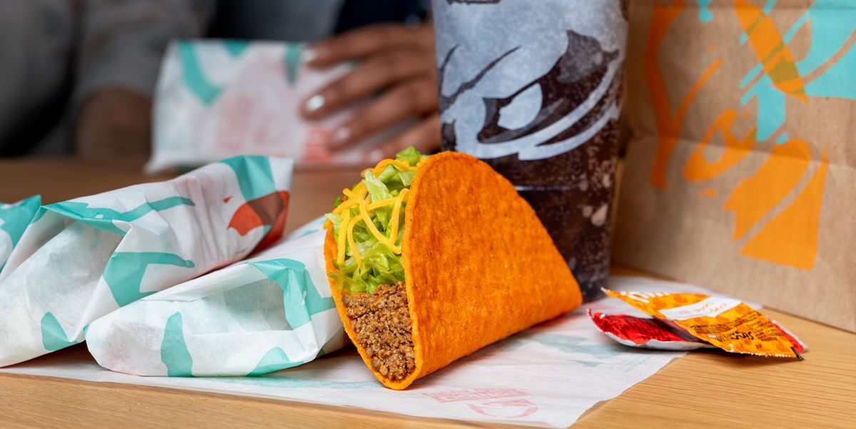 Mark Your Calendars, Because Taco Bell Is Giving out Free Doritos Locos Tacos in June