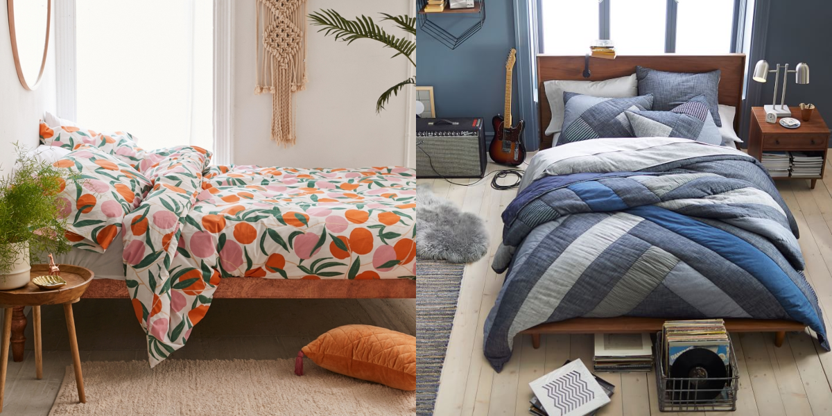 17 Dorm Bedding Sets for Every College Student's Style