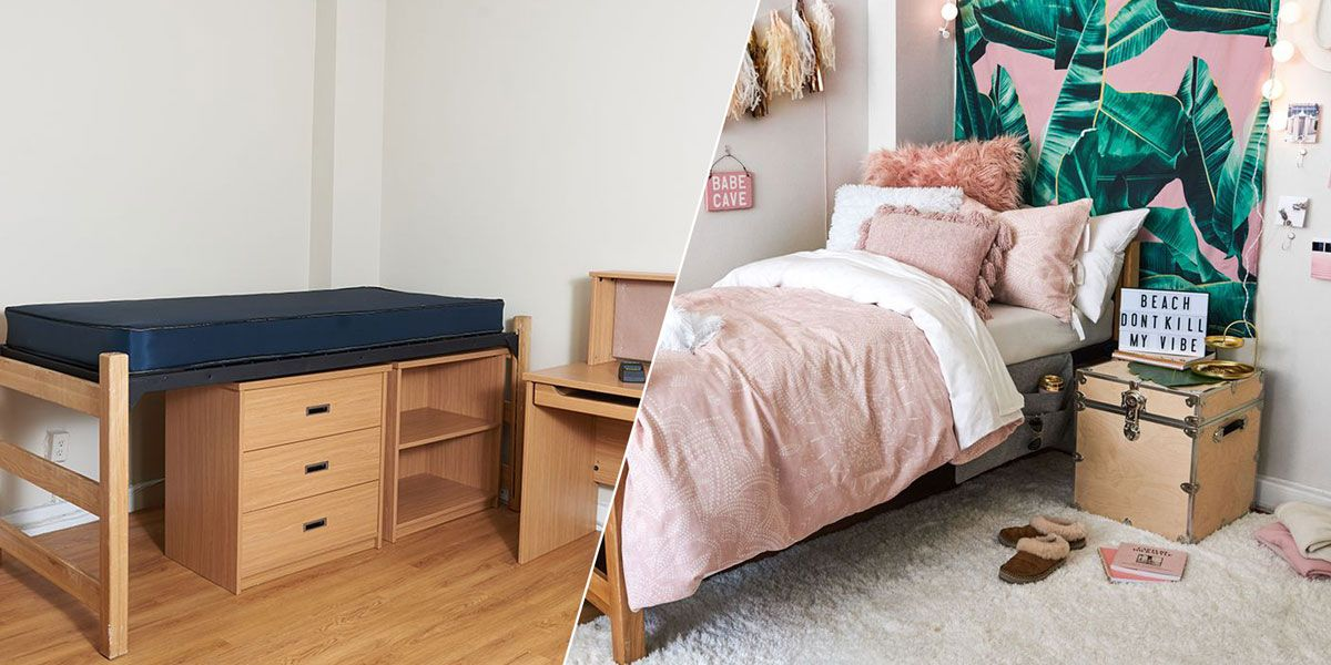 16 Amazing Dorm Room Transformations That Will Make Your Jaw Hit The Floor