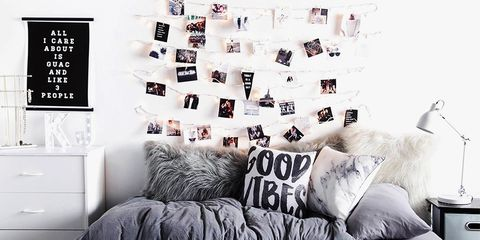 50 Best Dorm Room Ideas for 2019 - Space-Saving Dorm Ideas