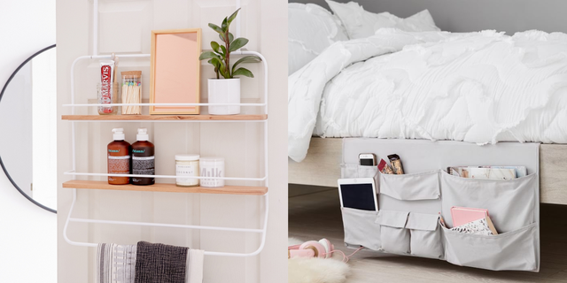 20 Best Dorm Room Storage Ideas
