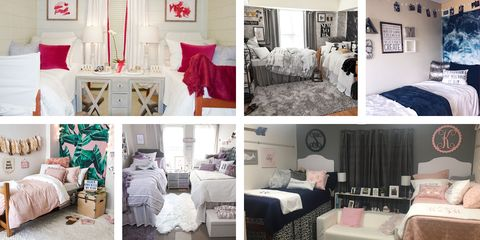 20 Cute Dorm Rooms For 2020 Best College Dorm Decor And Ideas