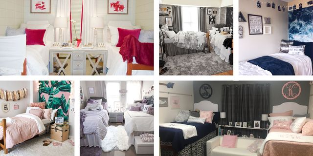 20 Cute Dorm Rooms For 2021 Best College Dorm Decor And Ideas