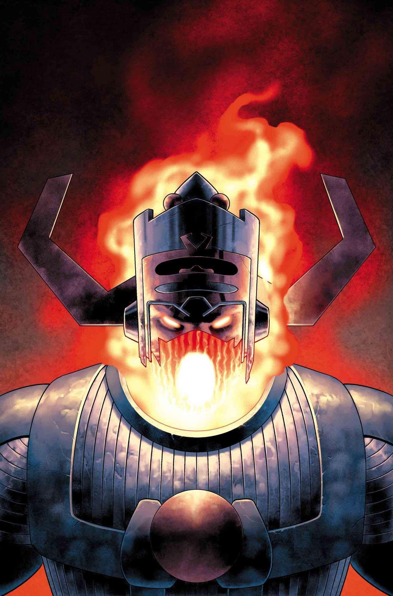Dormammu y Galactus se unen contra Doctor Strange - Vengadores 4