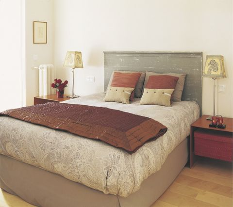 Bedroom, Bed, Furniture, Bed sheet, Bedding, Mattress, Room, Bed frame, Property, Duvet cover,