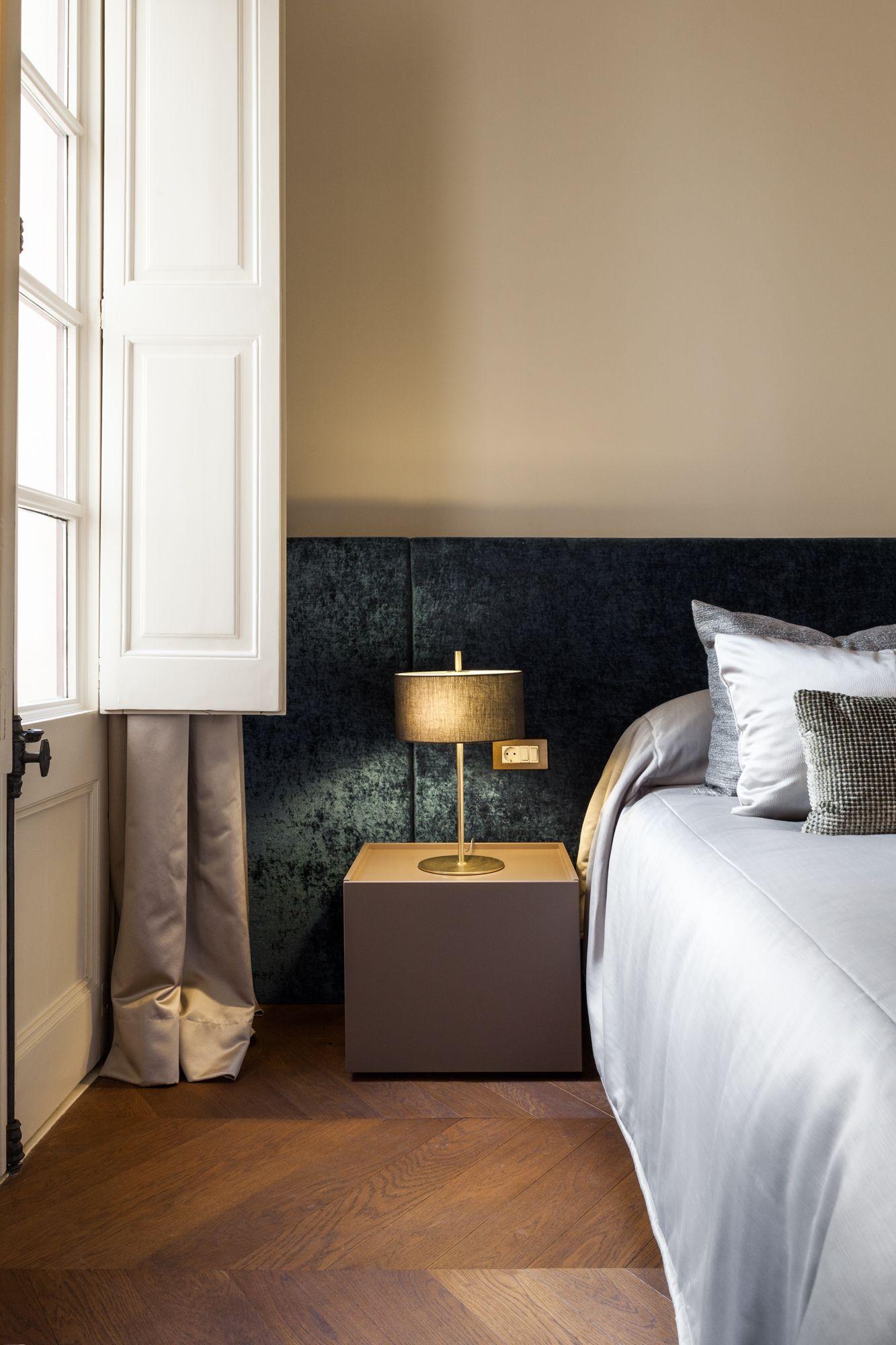 10 consejos de decoradores con los que tu dormitorio ganará en elegancia