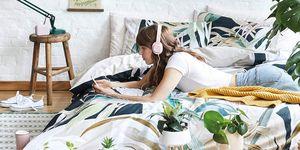 Dormitorio millennial