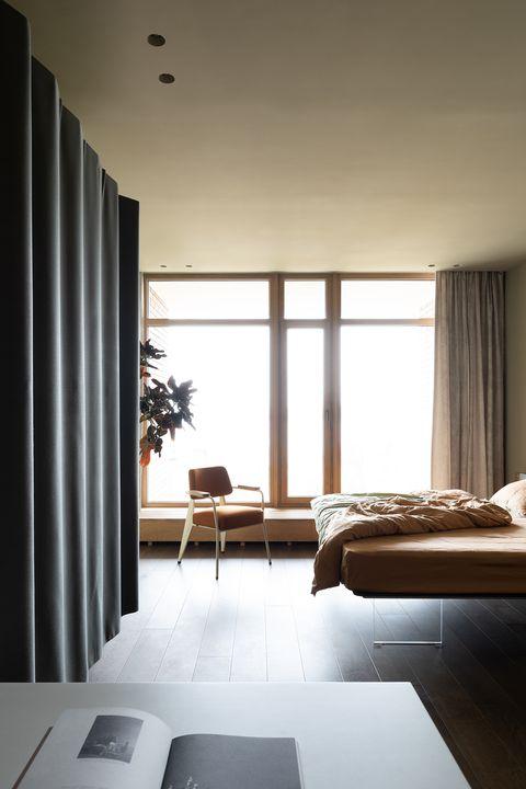 Dormitorio juvenil diseñado por Rina Lovko