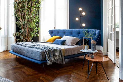 Dormitorios con camas de diseño