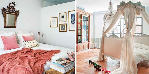 ideas de decoración para tener un dormitorio romántico