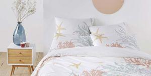 Dormitorio: Funda nórdica con motivos coral