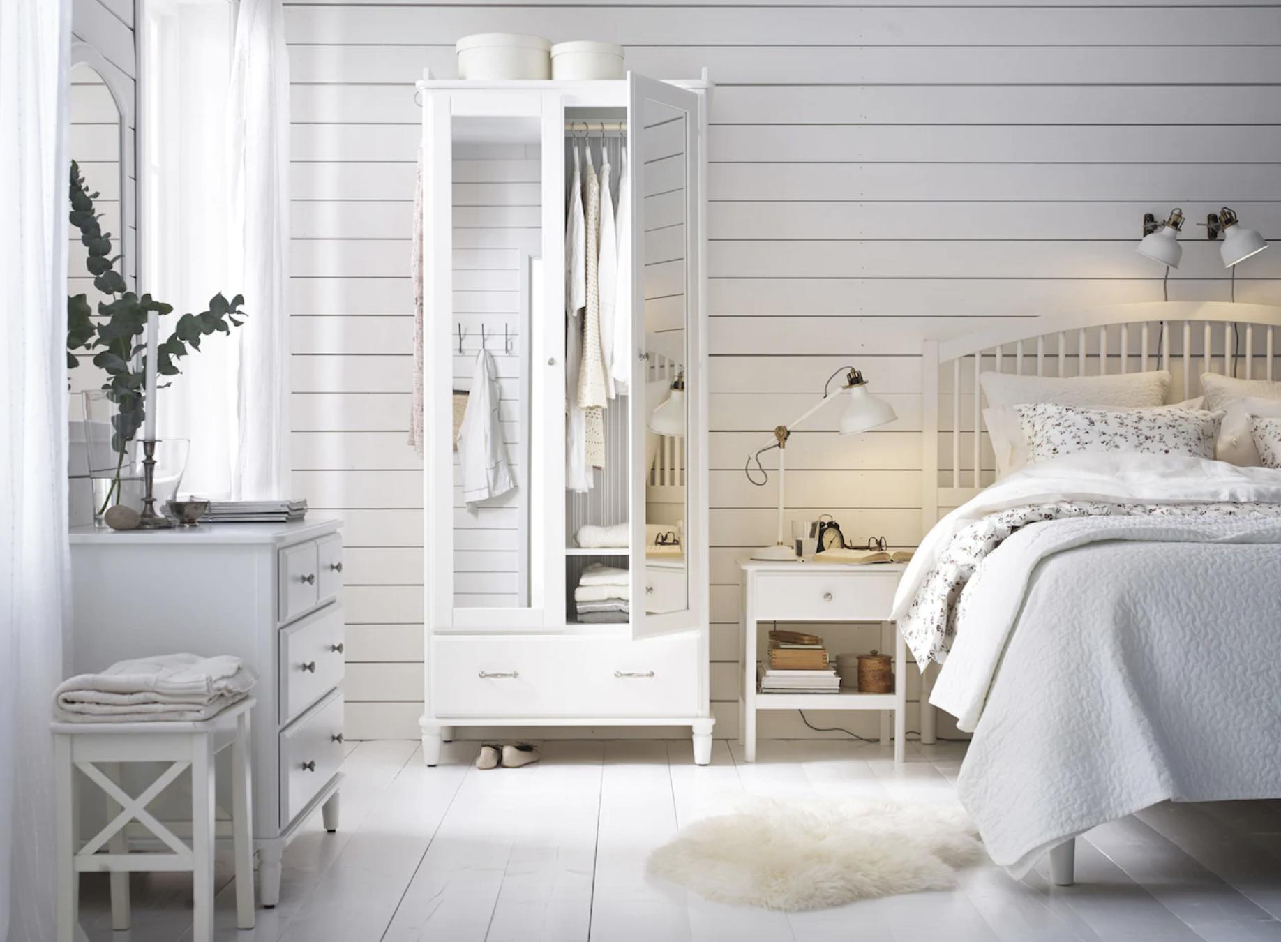 Tener un dormitorio chic no es sinónimo de despilfarre