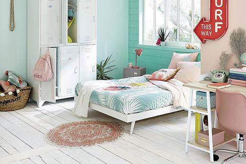Dormitorios infantiles según su edad - Tendencias decorativas